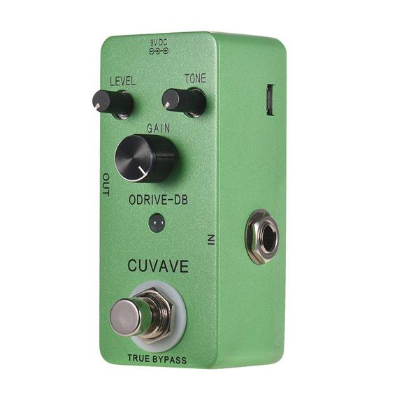 Cuvave Odrive- Db Analog Ultrapassagem Guitarra Efeito Pedal
