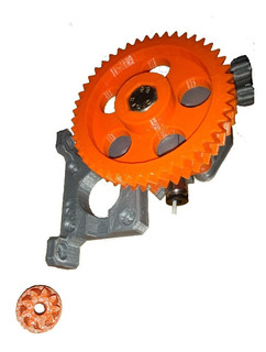 Extrusor Bowden Para Filamento De 1.75mm Con Acople Rapido