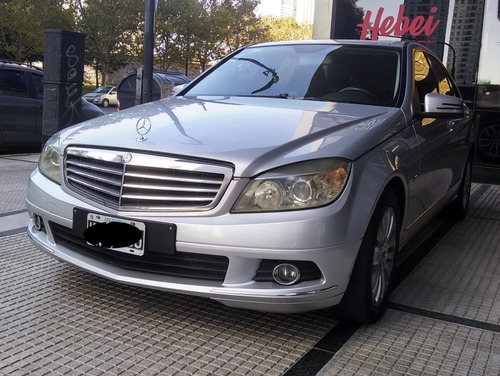 Mercedes Benz C220 Cdi Elegance At