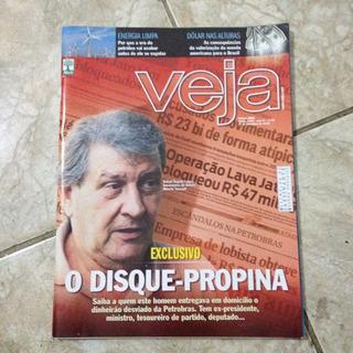 Revista Veja 2404 17/12/2014 Disque-propina / Energia Limpa