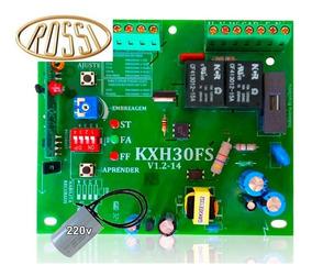 Kit Placa Central Rossi Kxh30fs E 01 Capacitor 220v