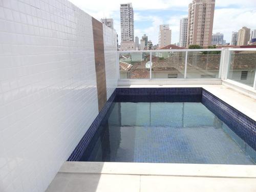 Casa Com 4 Dormitórios À Venda, 280 M² Por R$ 1.590.000,00 - Embaré - Santos/sp - Ca0725