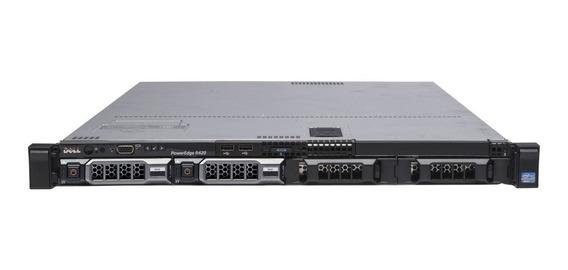 Servidor Dell R420 2 Xeon 2450 V2 Octacore 64g 2 Sata 1 Tera