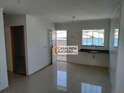 Apto Studio 46,40m²  2 Dortms. 1 Vaga Próx. Á Rua Pedras Negras E Rua Alto Do Paraíba-st0026 - St0026