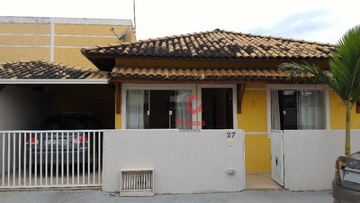 Casa Residencial À Venda, Chácara Mariléa, Rio Das Ostras. - Codigo: Ca0925 - Ca0925