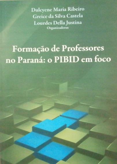 Formação De Professores No Paraná: O Pib Dulcyne Maria Ribe