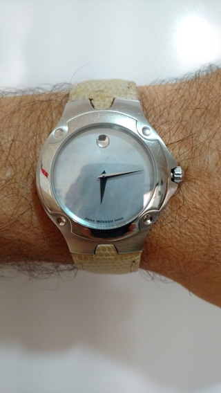 Movado Sports Edition 84 G1 1892 Museum Dial Sapphire