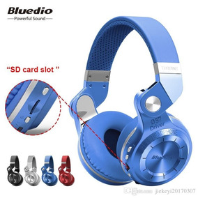 Bluedio T2+ Plus Turbine Radio Fm E Micro Sd-fone Bluethooth