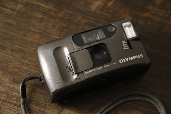 Olympus Trip Md2 - Câmera Analógica