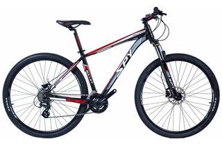 Bicicleta Mountain Spy Bullet R 29 Frenos A Disco Hidraulico 24v Mtb Shimano