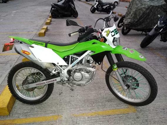 Moto Kawasaki Klx 150j