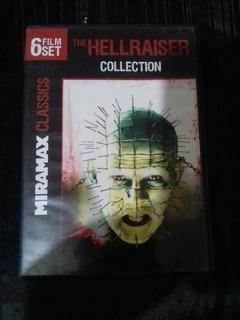 The Hellraiser Collection Miramax Classics Dvd