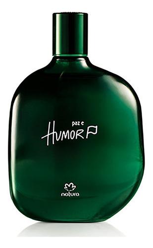 Perfume Loción Hombre Paz Y Humor Producto Natura Original