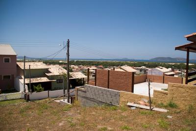 Terreno Em Cabo Frio - Praia Do Peró - Condomínio Fechado