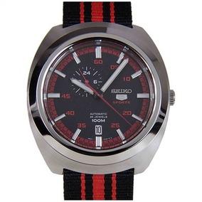 Relógio Seiko Automático Sports Masculino Ssa287b1 Pvpv