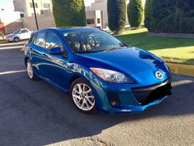 Mazda Mazda 3 2.5 S Qc Abs R-17 Hb At 2013 Azul