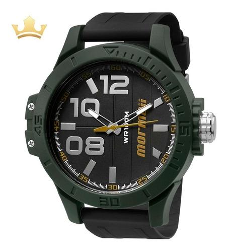 Relógio Mormaii Masculino Mo2035id/8y C/ Garantia E Nf *