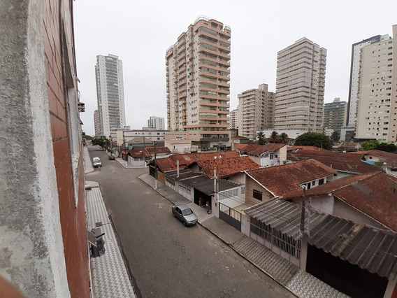 Kitnet Com 1 Dormitório À Venda, 34 M² Por R$ 110.000 - Aviação - Praia Grande/sp - Kn0024