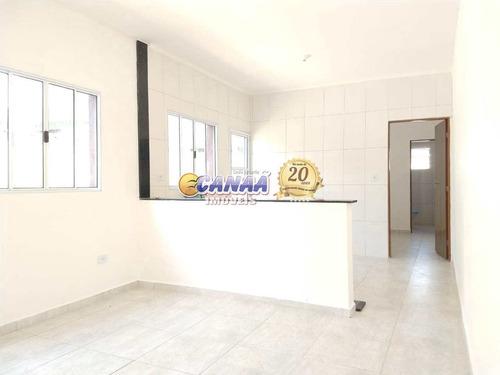 Casa Com 2 Dorms, Loty, Itanhaém - R$ 260 Mil, Cod: 8346 - V8346