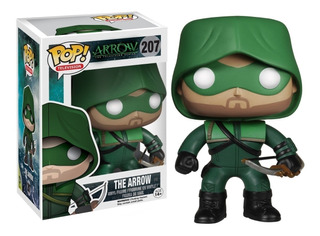 Muñeco Funko Pop The Arrow #207 Arquero Verde