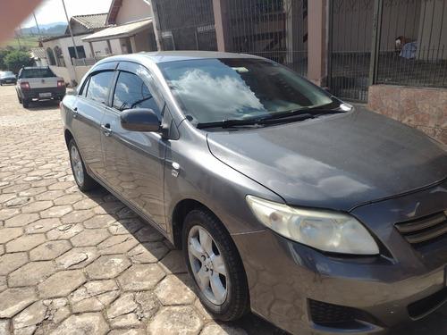 Toyota Corolla 2010 1.8 16v Gli Flex Aut. 4p