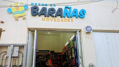 Ofrece Traspaso Franquicia De Novedades, En Zona Obregon
