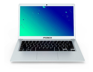 Notebook Cloudbook Pcbox Fire 14.1 4gb Intel 64gb W10