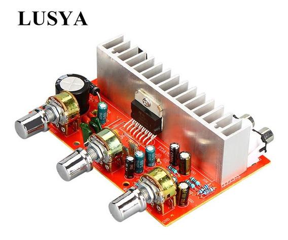 Placa Amplificador De Áudio Digital 2.0