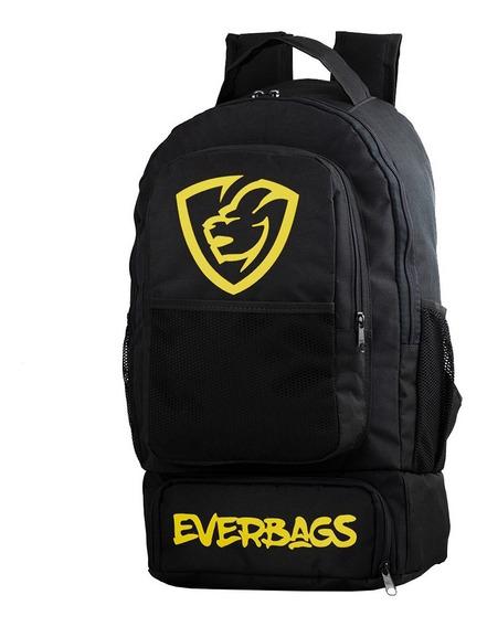 Mochila Térmica Fitness Master Everbags Marmita Notebook