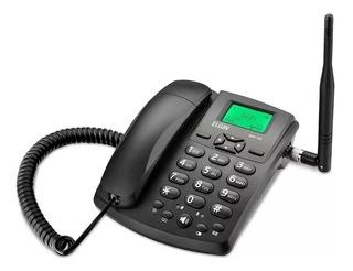 Telefone Celular Rural Desbloqueado Gsm-100 Elgin + Rádio Fm