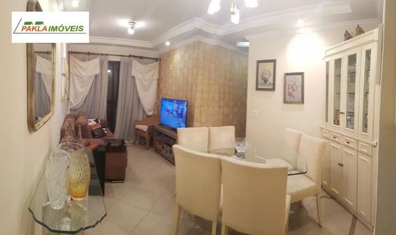 Apartamento - Vila Bertioga - Ref: 2714 - V-2714