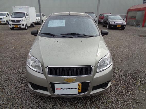 Chevrolet Aveo 5 P Autom