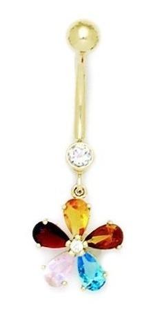 Body Piercing Para Mujer Mdr187600y Jewelryweb