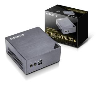 Brix Gigabyte Gb-bsi3h-6100 Ci3 6100u 2 Nucleos 2.3 Ghz/ 2x