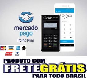 Maquininha De Cartão De Crédito Point Mini Do Mercado Pago