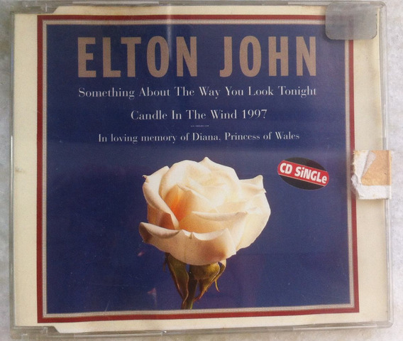 Cd Elton John Candle In The Wind Frete Grátis