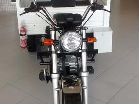 Triciclo Mca 200, Sem Carenagem