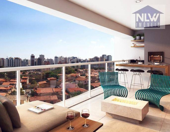 Apartamento Residencial À Venda, Chácara Santo Antônio (zona Sul), São Paulo. - Ap0409