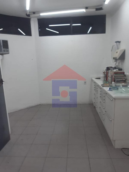Salão Para Aluguel, Vila Das Mercês - São Paulo/sp - 9178