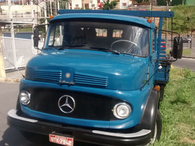 Mercedes-benz Mb 1113 1974 Toco Carroceria