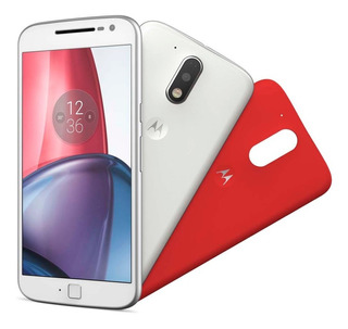 Motorola Moto G4 Plus Dual Xt1640 - 32gb, 16mp - De Vitrine