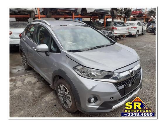 Sucata Honda Wr-v Ex 1.5 16v 116cv Peças