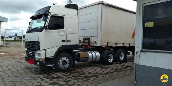 Volvo Fh12 380 Truck, Ano 2000