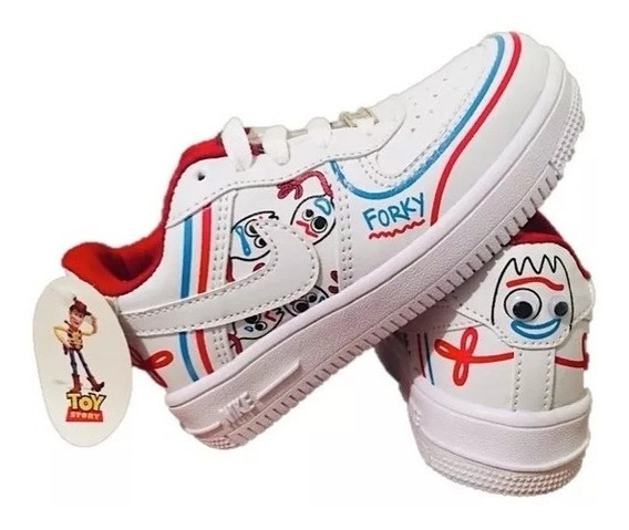 Tenis Tematica Toy Story Forky
