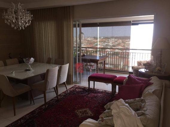 Apartamento Com 3 Dormitórios À Venda, 105 M² Por R$ 740.000 - Jardim Tarraf Ii - São José Do Rio Preto/sp - Ap2128