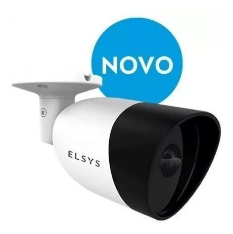 Câmera De Segurança Wi-fi Full Hd Elsys