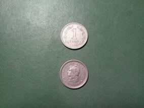 Moneda 1 Peso Moneda Nacional