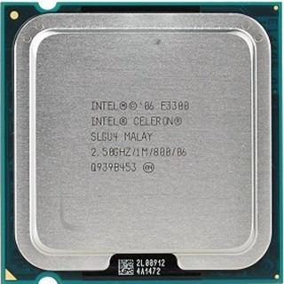 Processador Intel Celeron E3300 2.50ghz Slgu4 775 (7147)