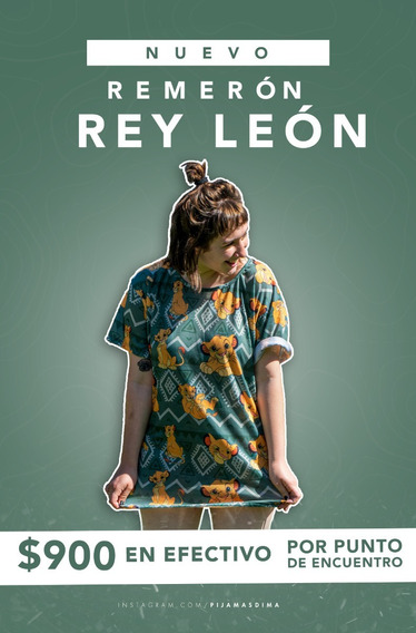 Remerón - Rey León