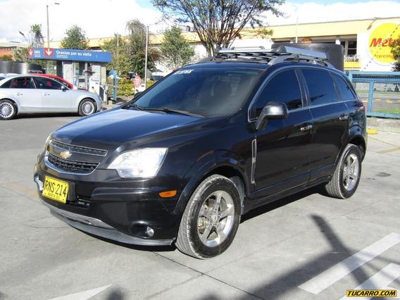 Chevrolet Captiva Platinium